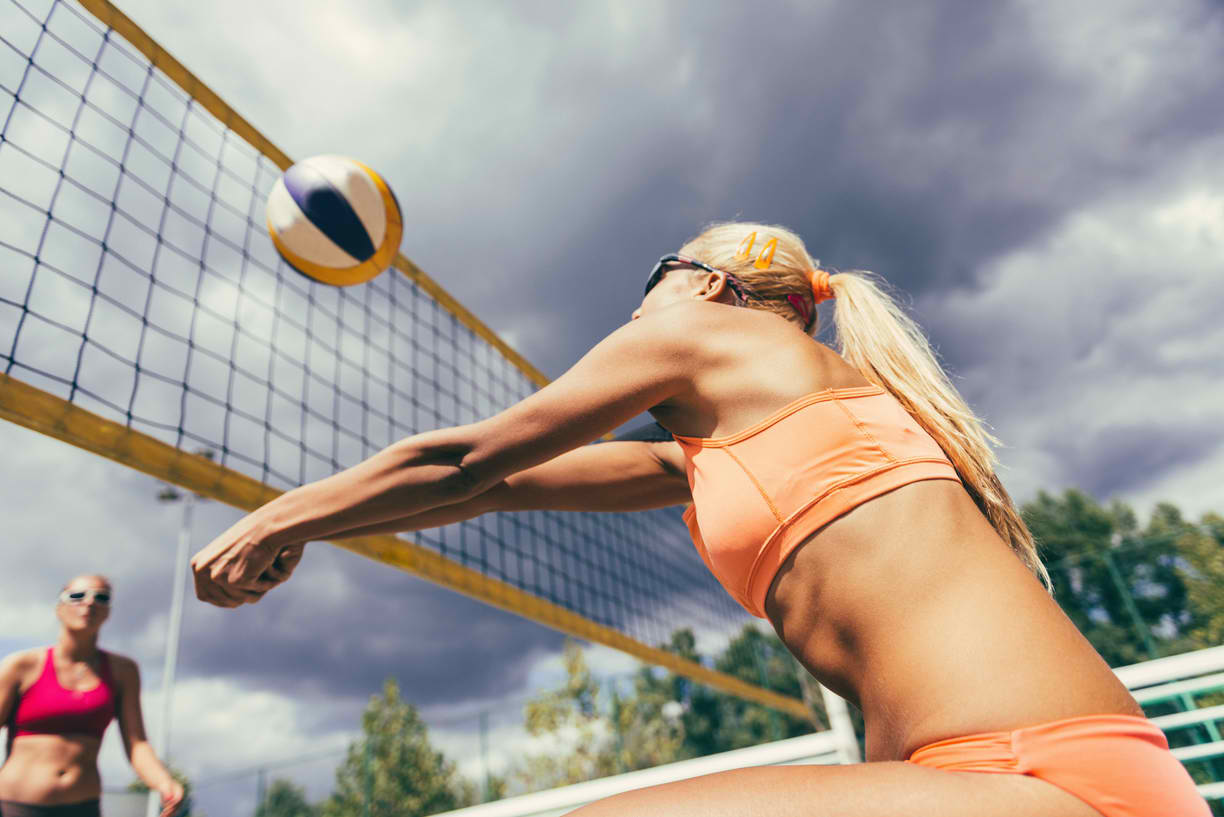 beach volleyball destinations