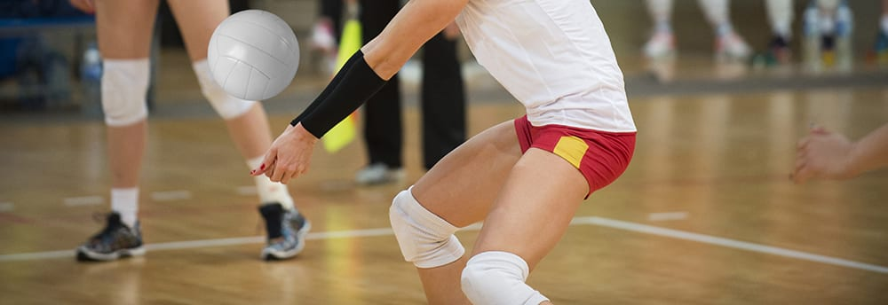 The Benefits Of Volleyball - Joint Health