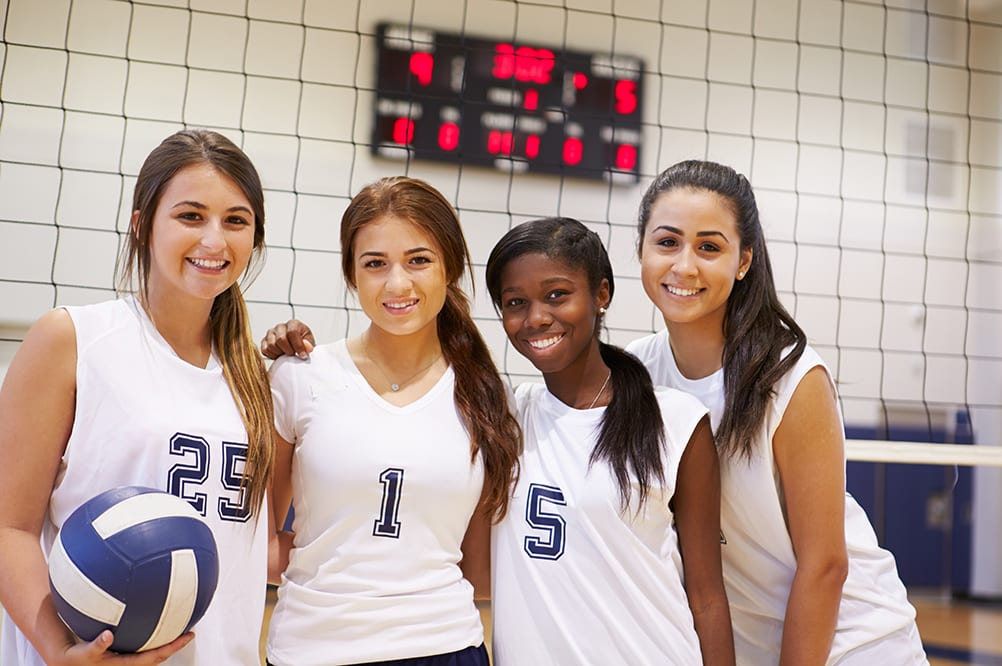 The Emotional Benefits Of Playing Volleyball - Teams