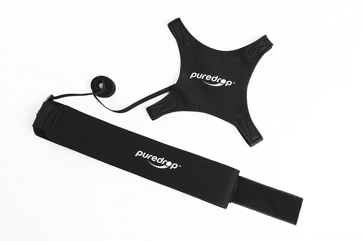 puredrop volleyball training