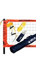 Park & Sun Volleyball Net System Spectrum Classic