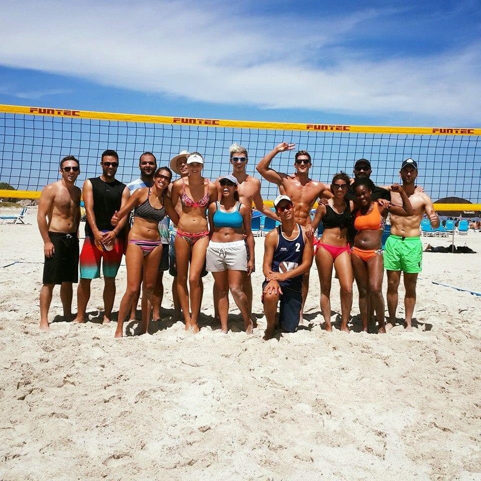 beach bums volleyball club