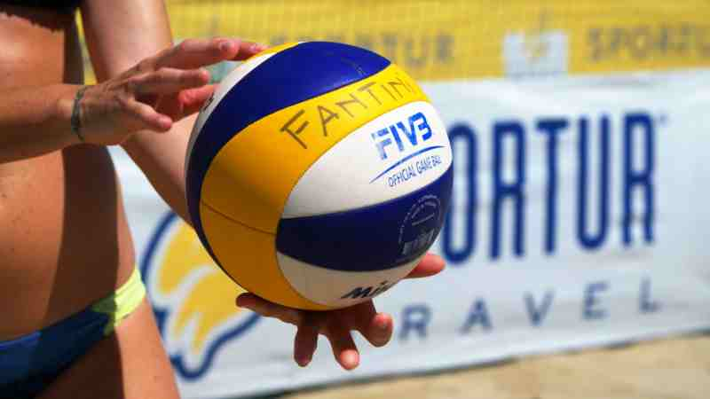 Sportur Travel Beach Volleyball Camp