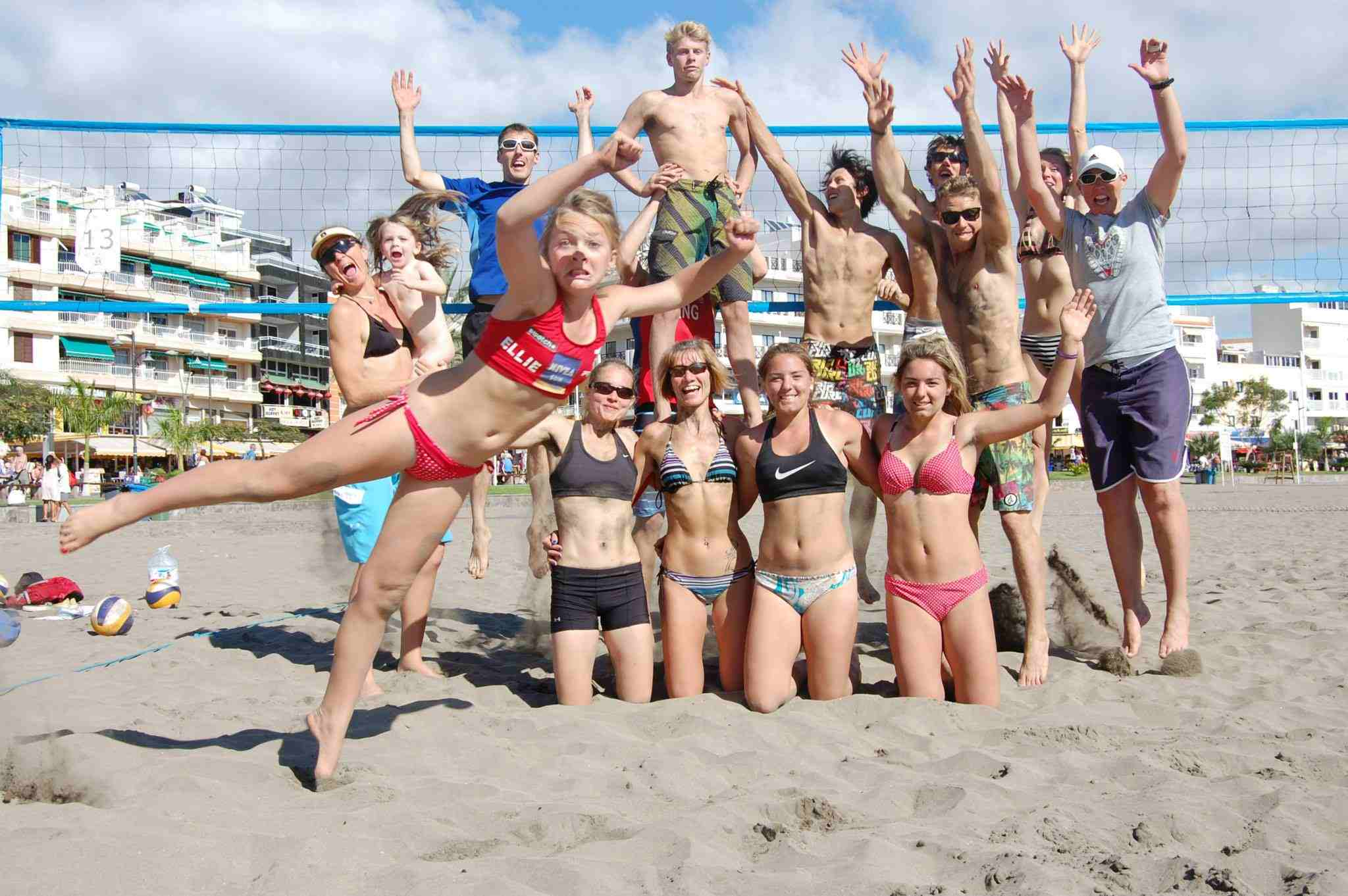 beach volleyball inc, italy