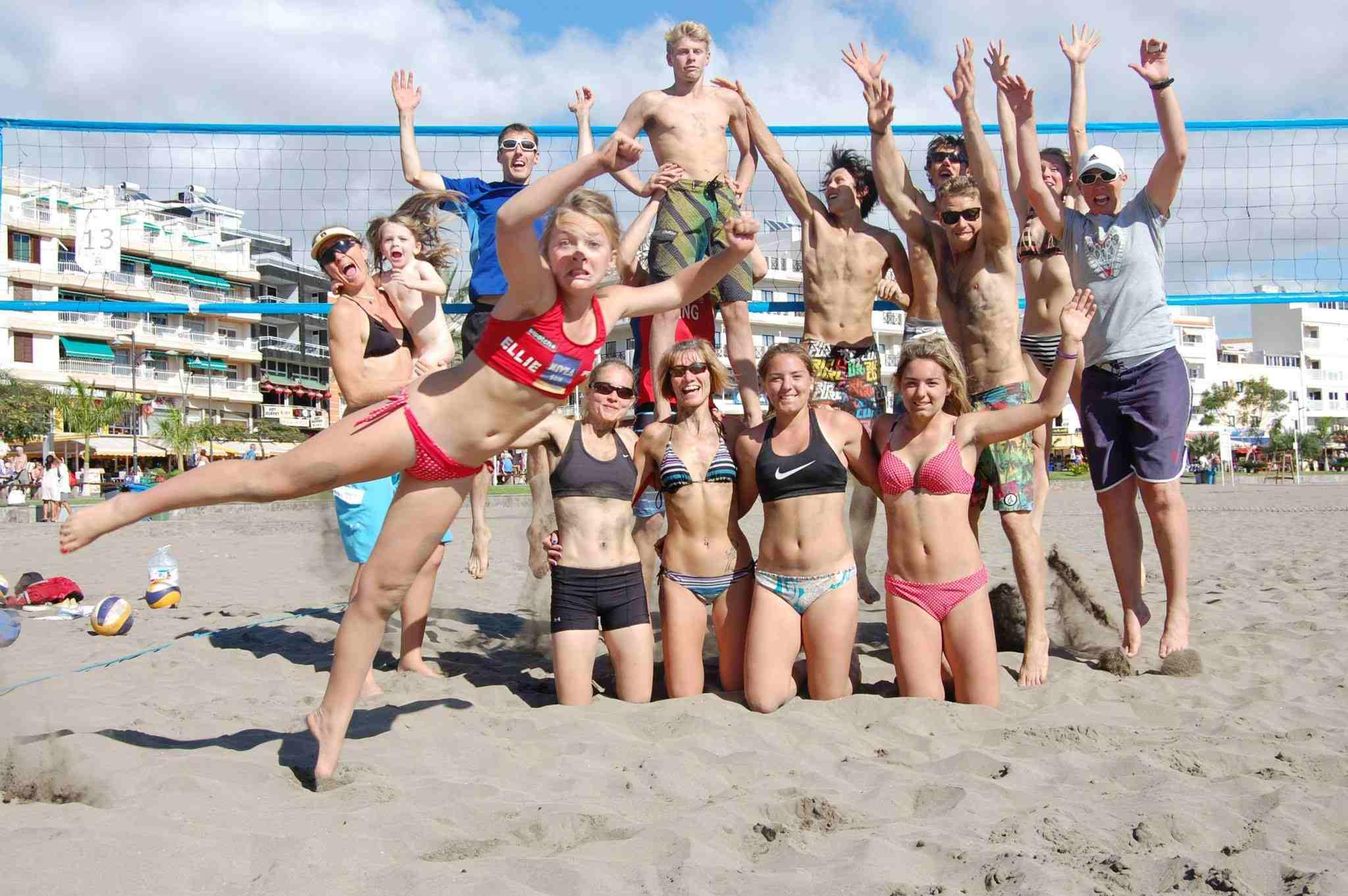 beach volleyball inc, italy