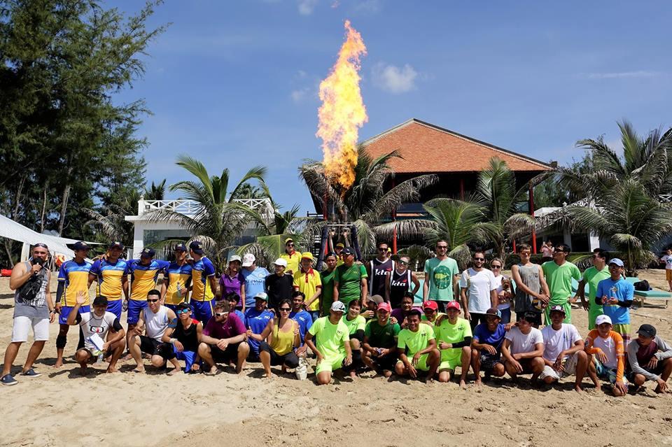 vietnam beach volleyball tournament