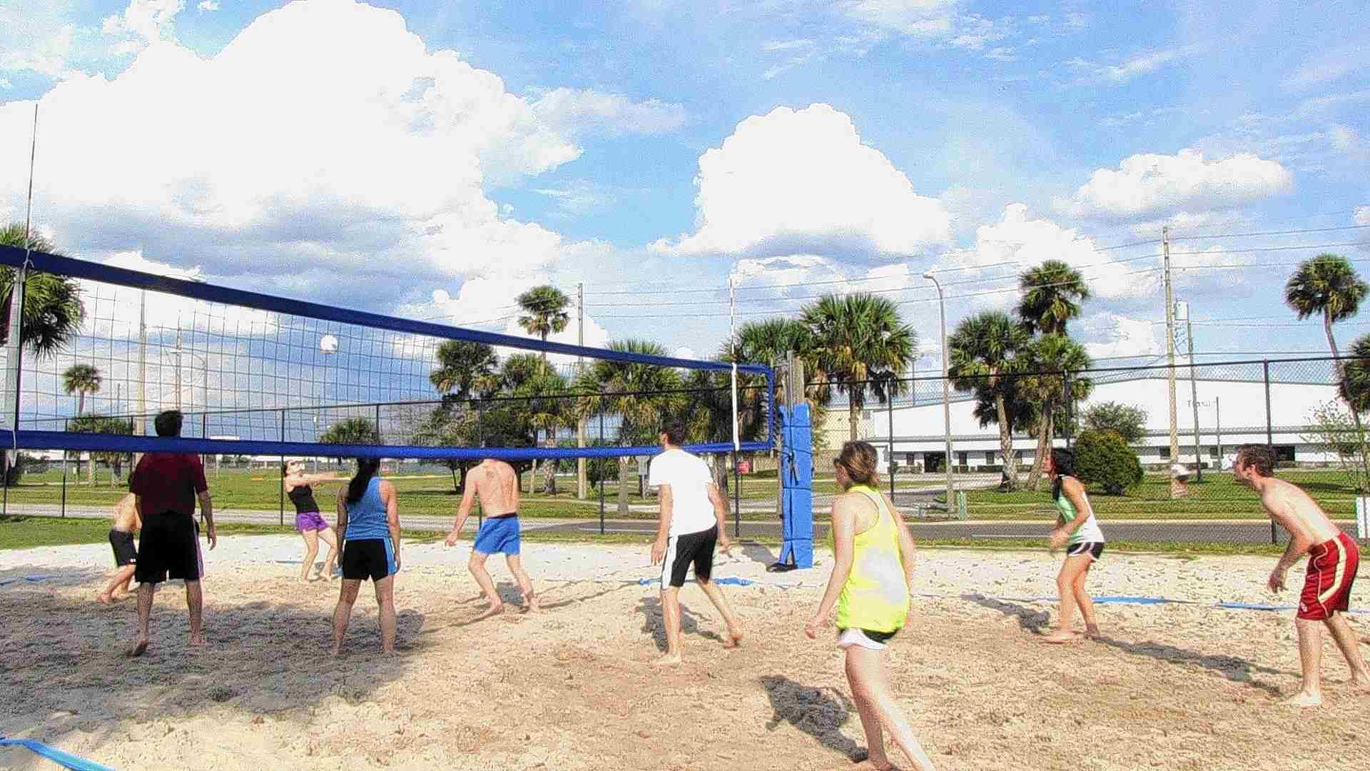 Cumuruxtiba Beach Volleyball Center