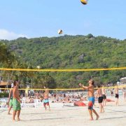 beach volleyball camp thailand