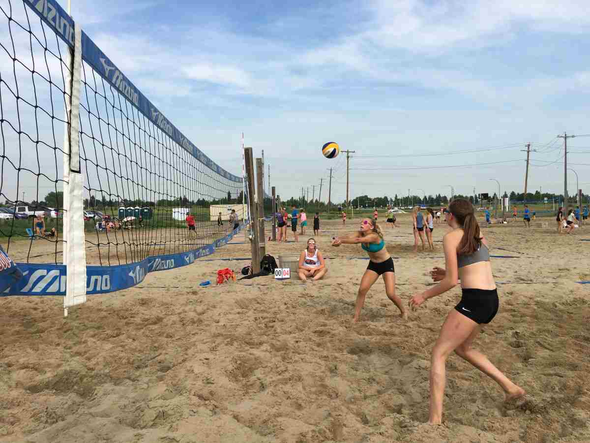 volleyball alberta