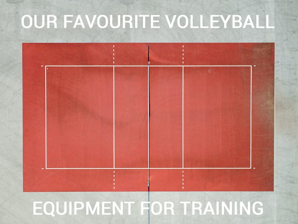 Our Favourite Volleyball Equipment For Training