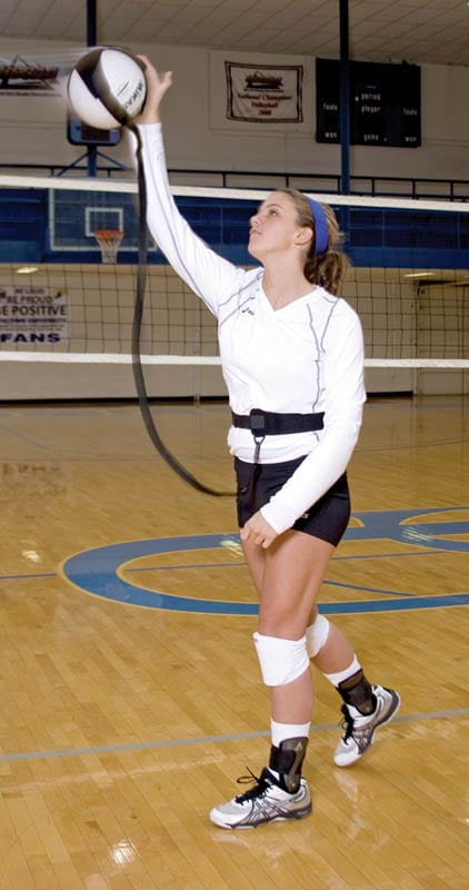 Tandem Sport Volleyball Pal Training Equipment