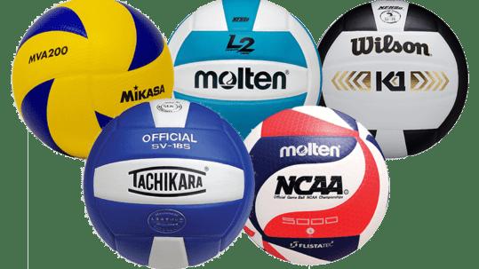 Top 5 Best Indoor Volleyballs