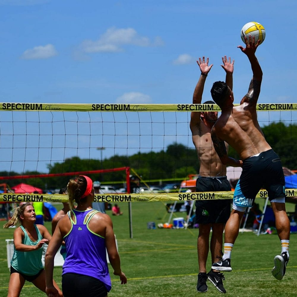 VOLLEYBALL SETS - OUR TOP 7 OUTDOOR VOLLEYBALL NET SYSTEMS