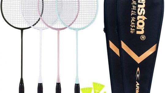 senston badminton set