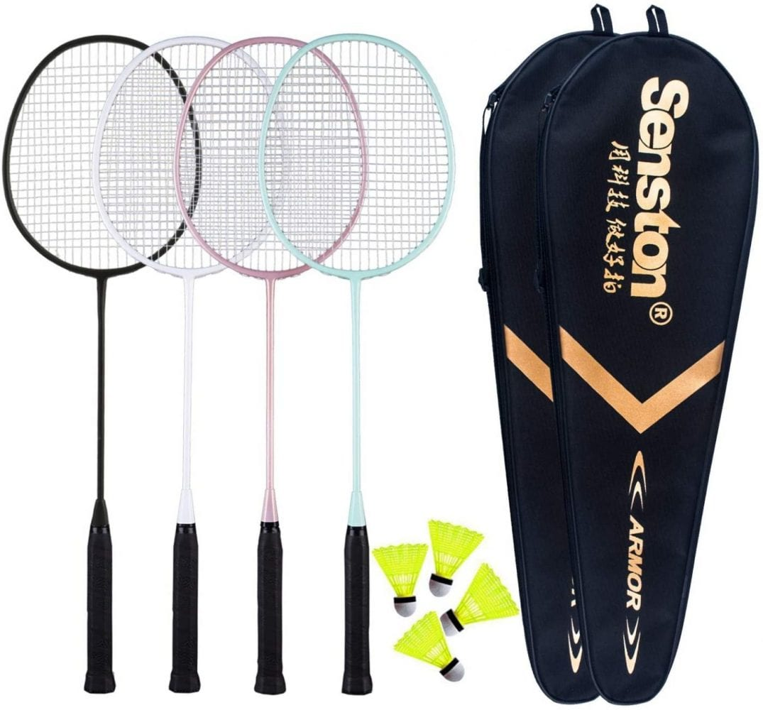 senston badminton set