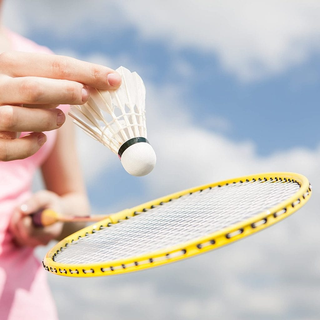 Champion Sports Deluxe Badminton