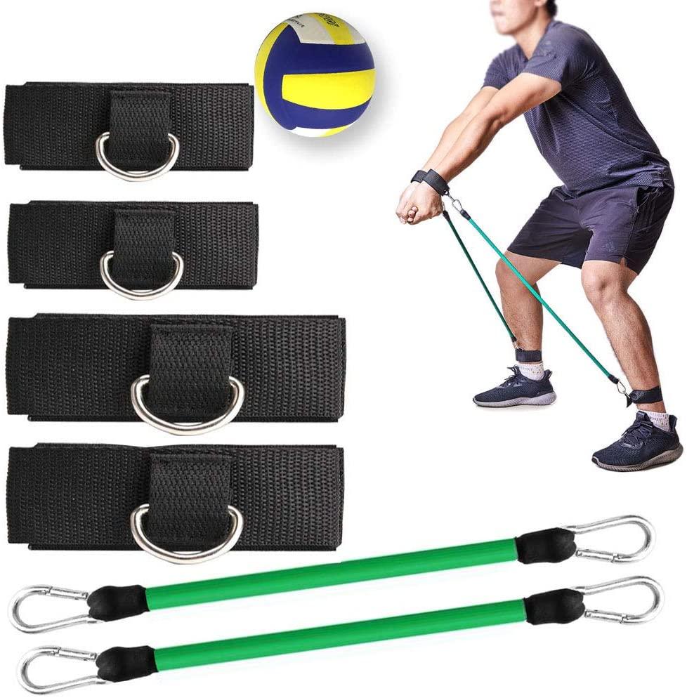 KIKIGOAL Volleyball Training Pass Rite Aid Resistance Band