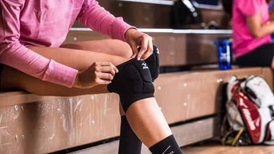 top 4 volleyball knee pads