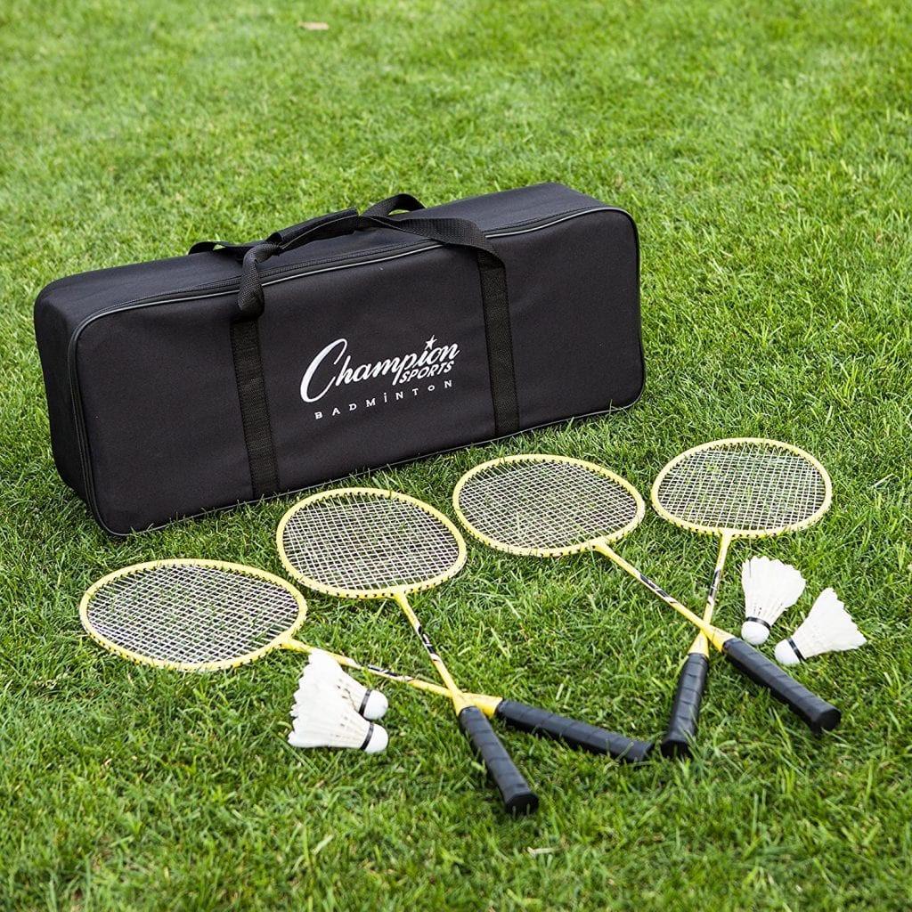 top 5 badminton sets