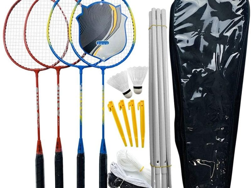 Roeam Outdoor Sports Badminton Rackets Set Review