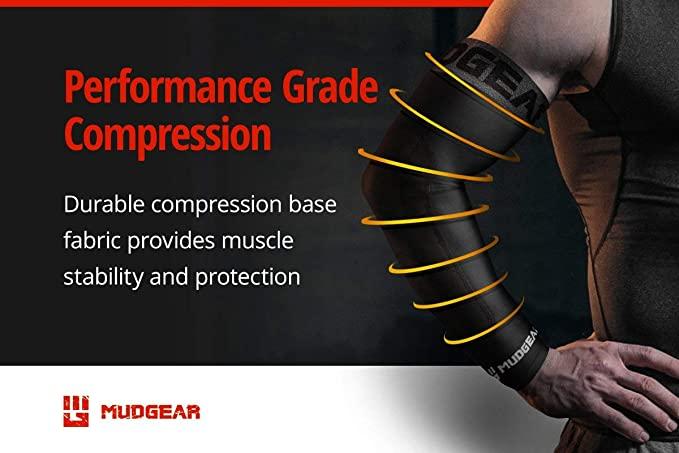 MudGear Padded Arm Sleeves performance grade