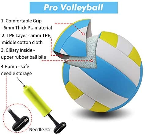 SBS Volleyball Set ball