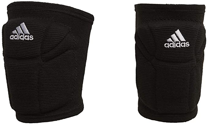Adidas Unisex Elite Volleyball Performance Knee Pads black