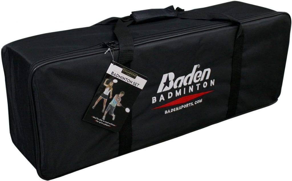 Baden Champions Badminton Set bag