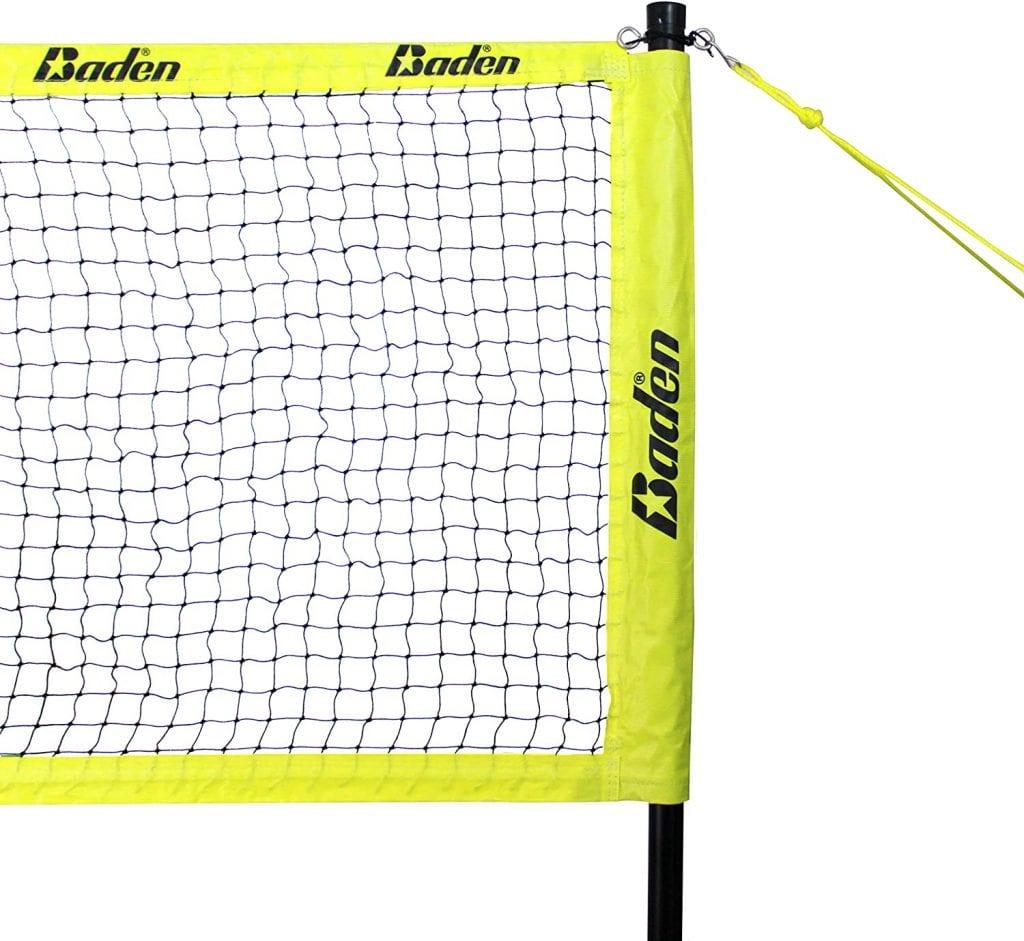 Baden Champions Badminton Set net
