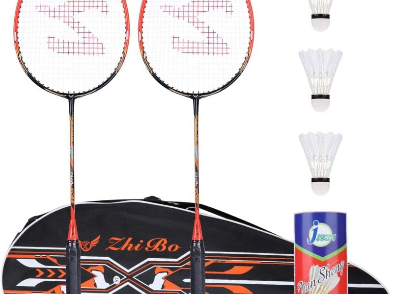 top 5 badminton racquets