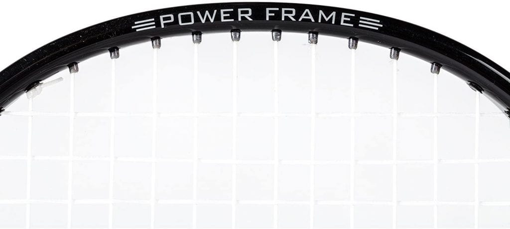 Franklin Sports Elite Performance Badminton Racket frame