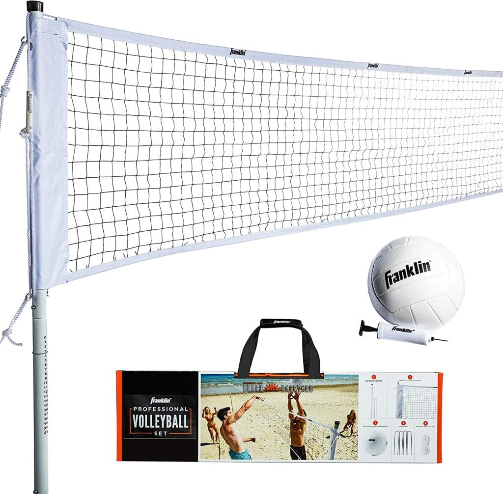 newest volleyball sets