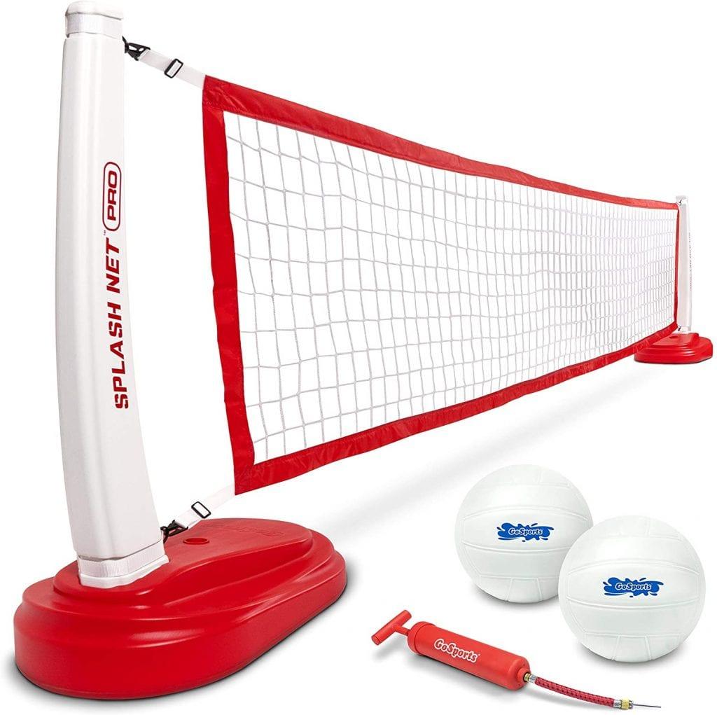 GoSports Splash Net PRO Pool Volleyball Set Net