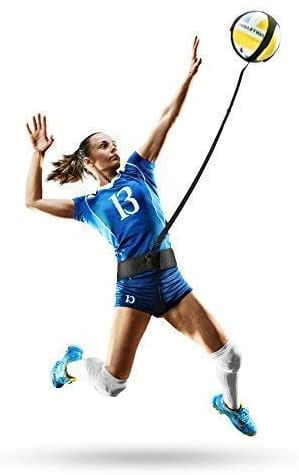 Infiiniity Volleyball Training Equipment Aid - Volleyball Rebounder