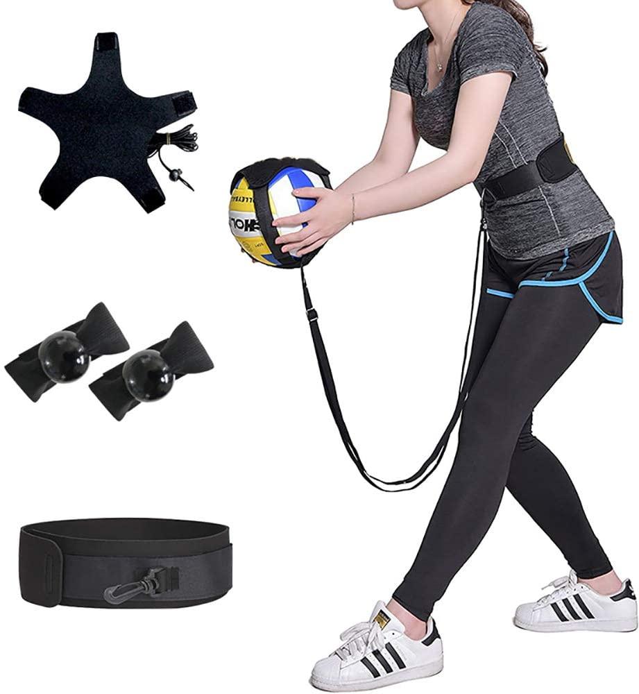 KIKIGOAL Volleyball Training Equipment Aid - Volleyball Rebounder