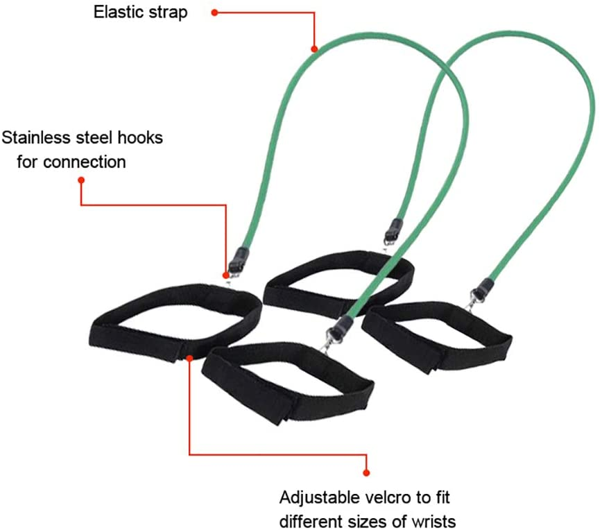 KIKIGOAL Volleyball Training Pass Rite Aid Resistance Band features