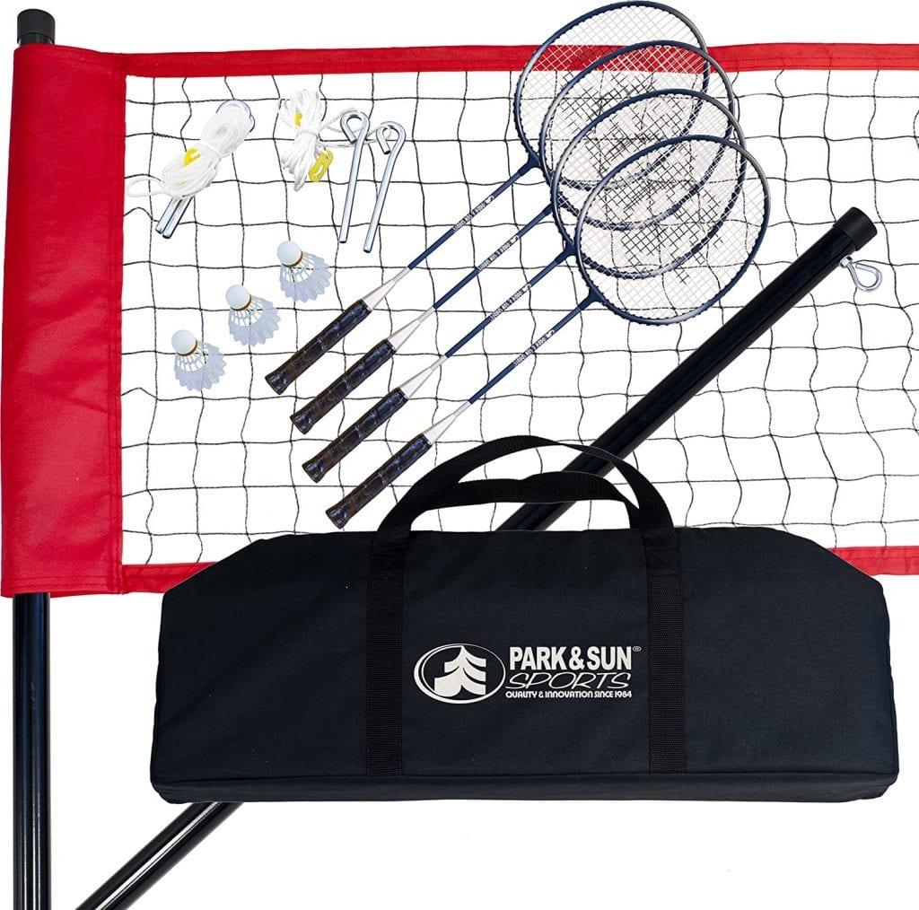 top 5 badminton sets