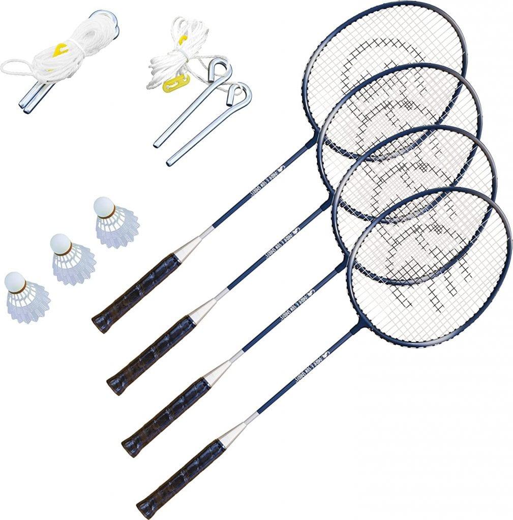 Park & Sun Sports Portable Outdoor Badminton set