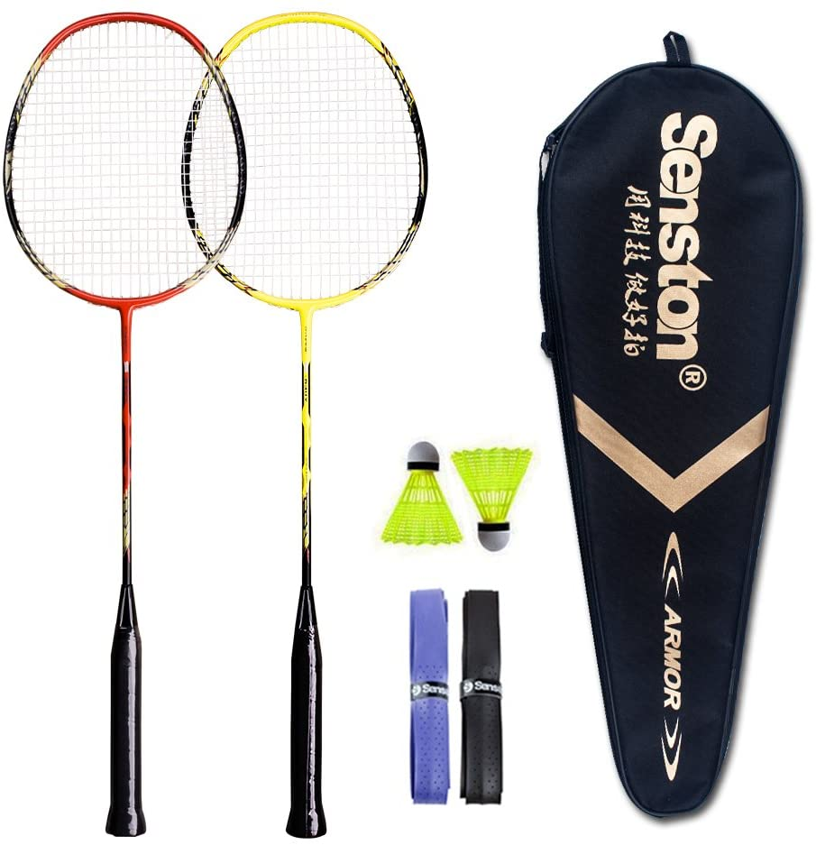 Senston Carbon Shaft Badminton Racket
