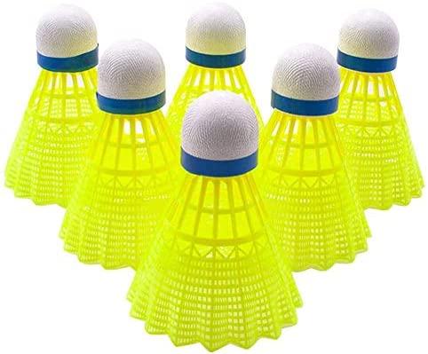 Senston Nylon Badminton Shuttlecocks
