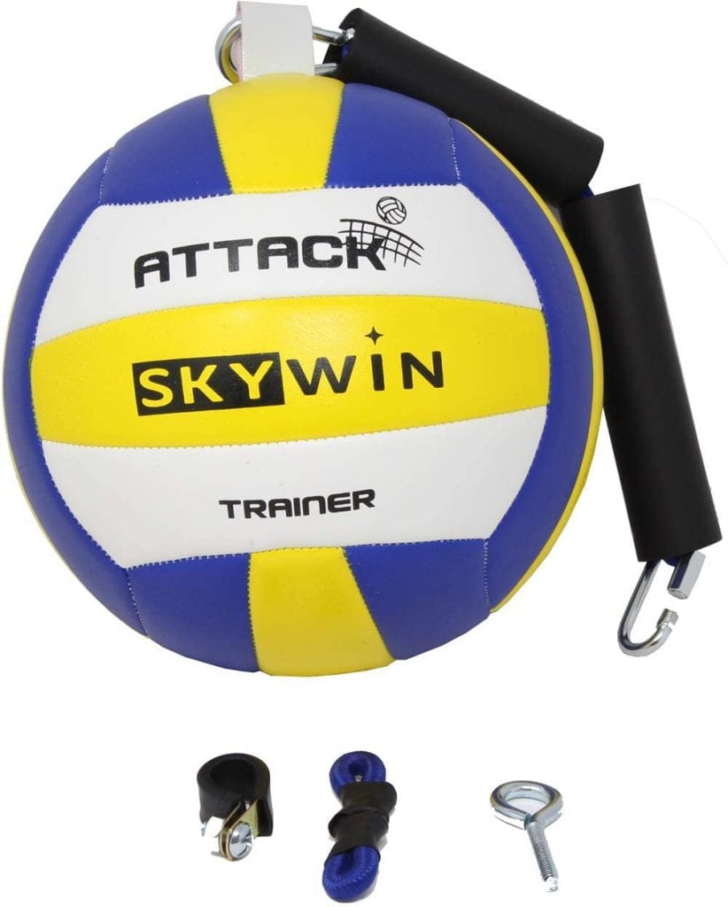 Skywin Volleyball Spike Trainer parts