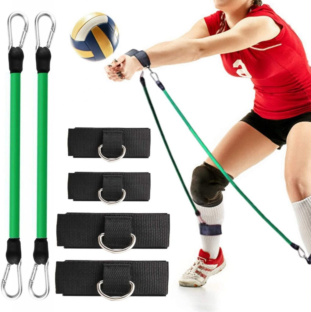 TOBWOLF Volleyball Training Pass Rite Aid Resistance Band