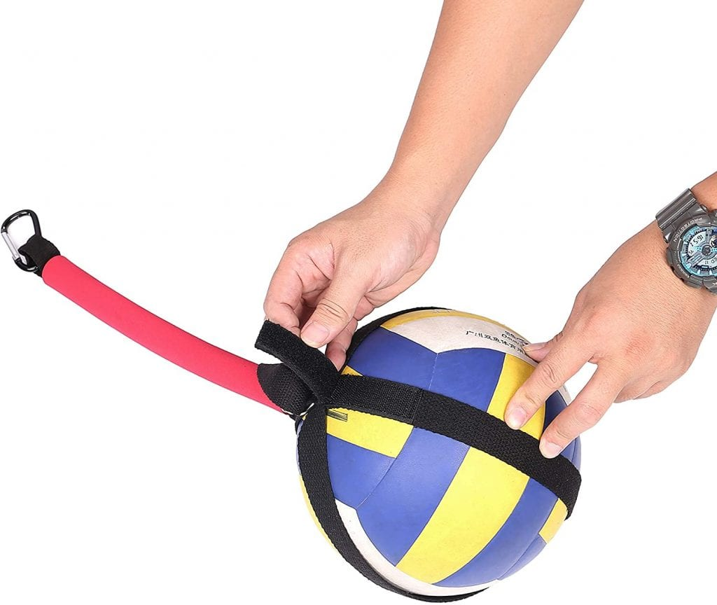 TopFan Volleyball Spike Training