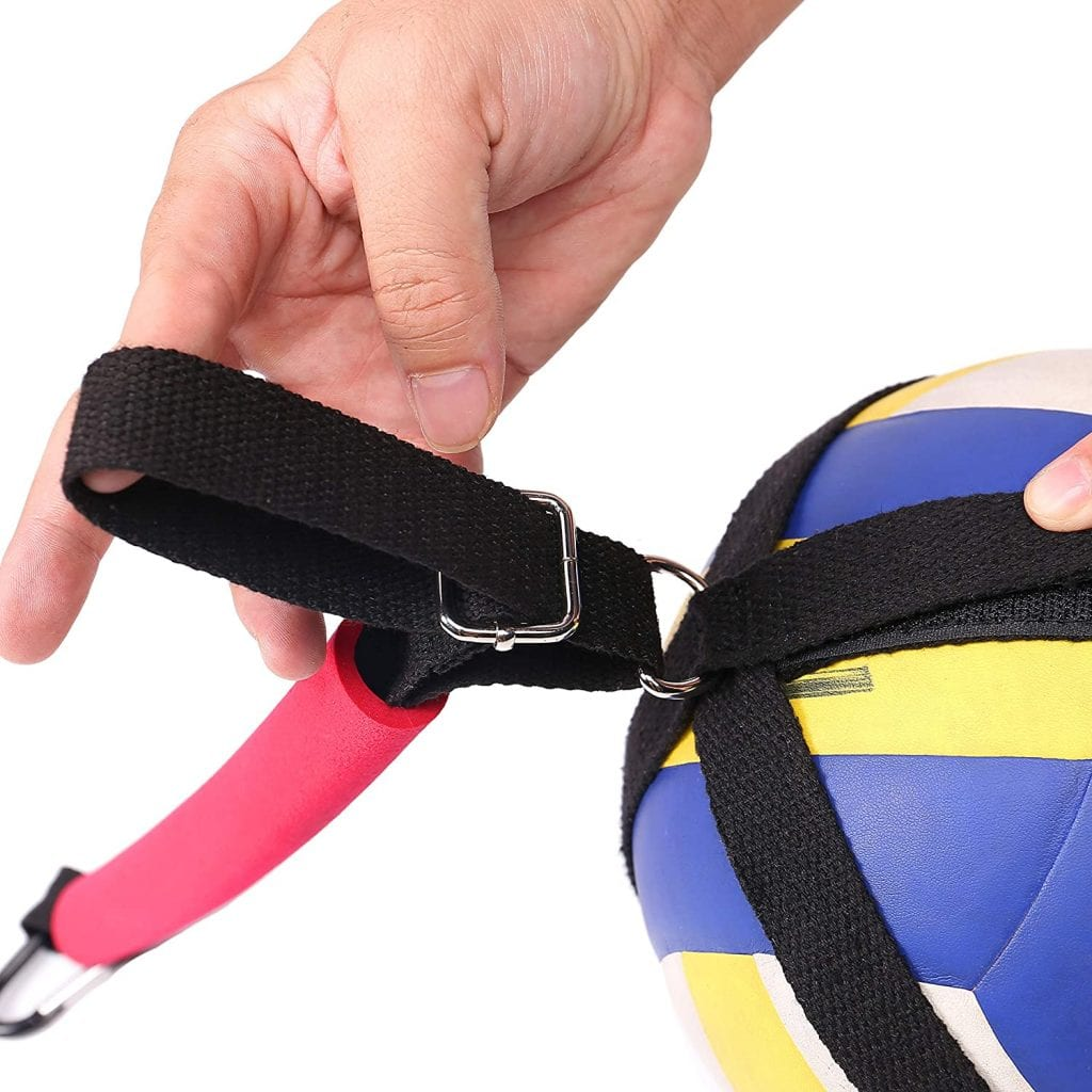 TopFan Volleyball Spike Training System top 5 volleyball spike trainer