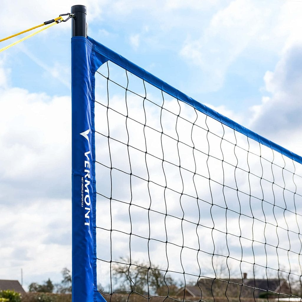 Vermont Portable Volleyball Set net