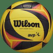 Wilson_OPTX_AVP newest beach volleyballs