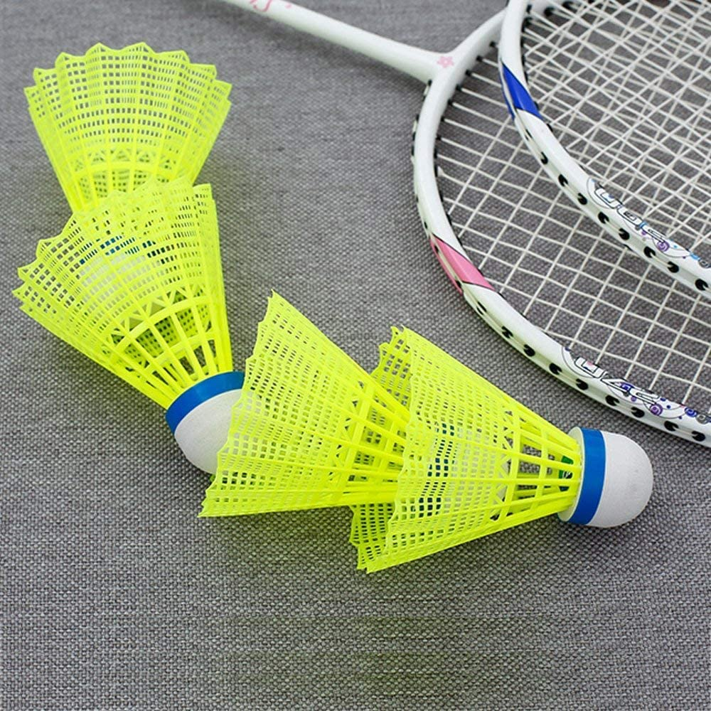 ZHENAN Nylon badminton Shuttlecocks