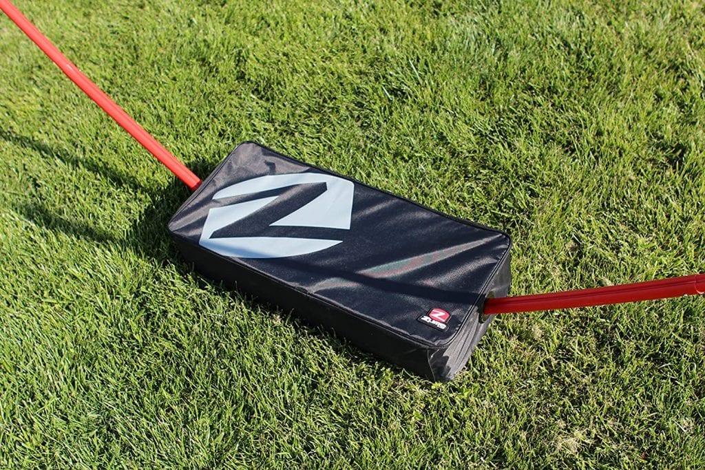 Zume Games Portable Badminton kit