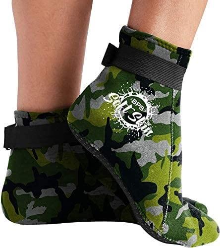 BPS Neoprene Socks camo