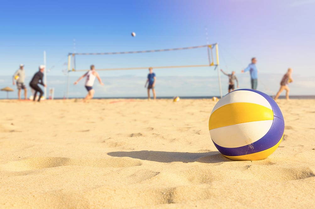 Mikasa VX20 Beach Volleyball